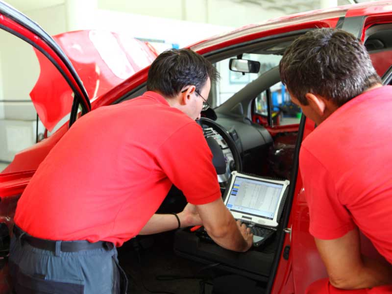 Diagnostics ECU Programming
