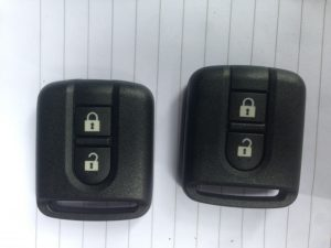 Replacement Nissan Keys Essex.